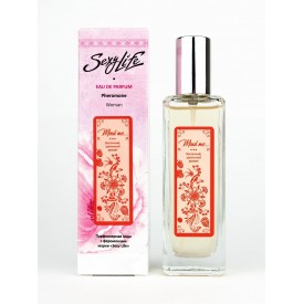 Женская парфюмерная вода с феромонами Sexy Life Mind me - 30 мл.